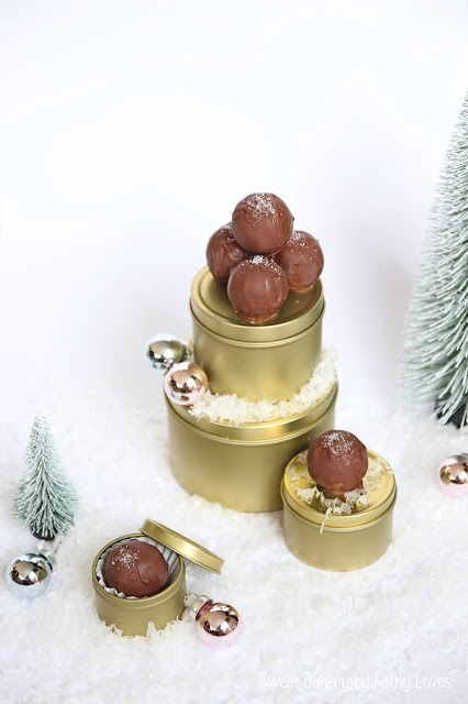 Lebkuchen Pralinen - Patisserie by Kathy Loves