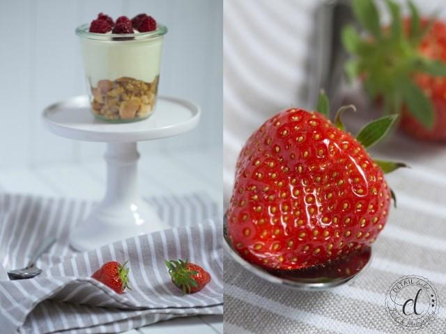 Cheesecake im Glas - by Detailliebe Gastbeitrag Kathy Loves