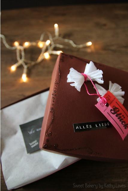 Mini-Gugl hübsch verpackt DIY Verpackung - by Kathy Loves