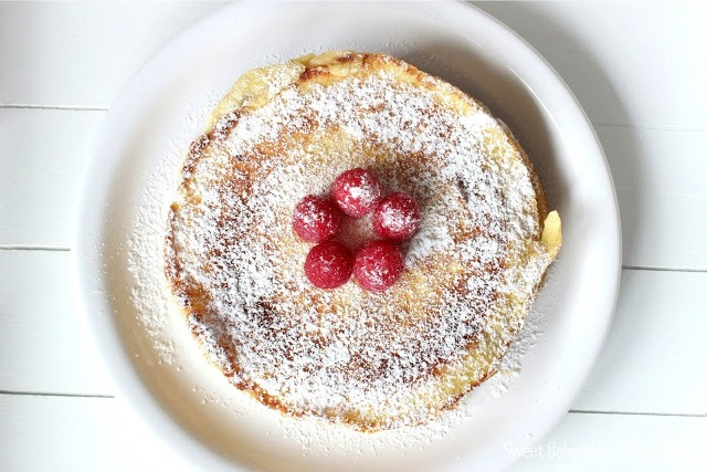 Himbeer Pancakes - by Kathy Loves