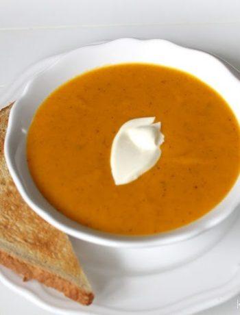 Kürbis Creme Suppe - by Kathy Loves