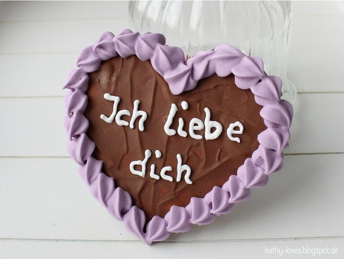 Lebkuchenherz - by Kathy Loves