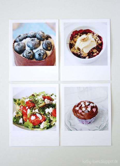 Müller Fotoservice Cewe Druck Polaroid - Kooperation Kathy Loves