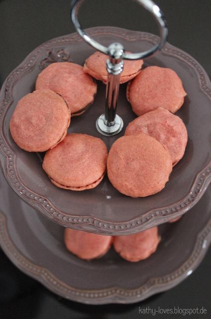 Macaron Grundrezept Macaron Monday by Kathy Loves