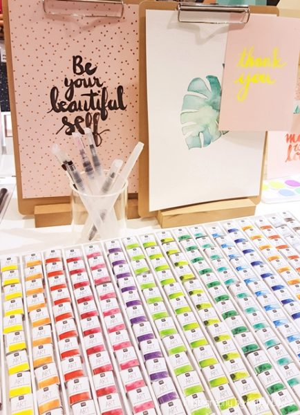Creativeworld & Paperworld 2018