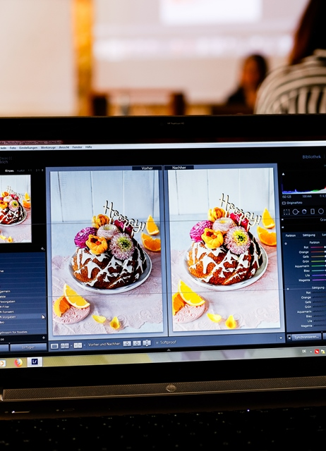 Lightroom for Foodies Workshop by YummyKlick