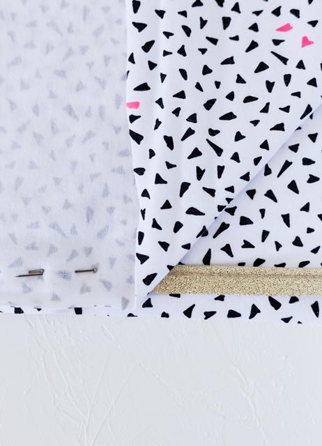 Paspelband Kissenbezug Rico Design Hygge Kollektion