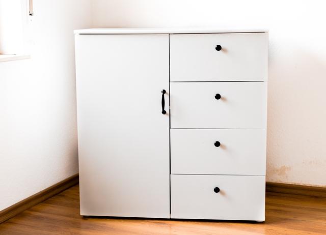Alte Kommode neu streichen Möbel Upcycling