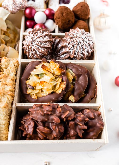Cookie Box - Florentiner Mandelsplitter