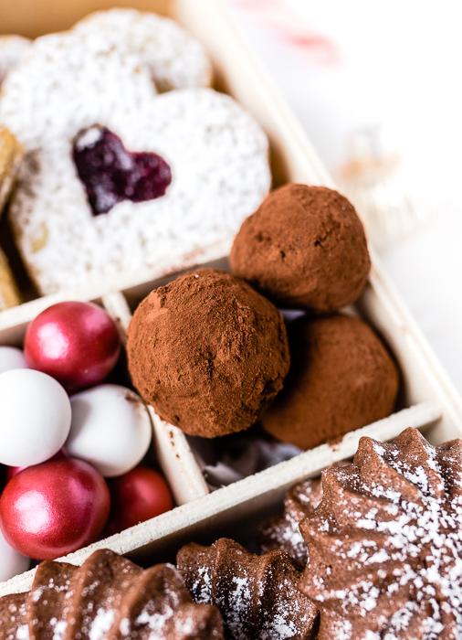 Cookie Box - Rumkugeln