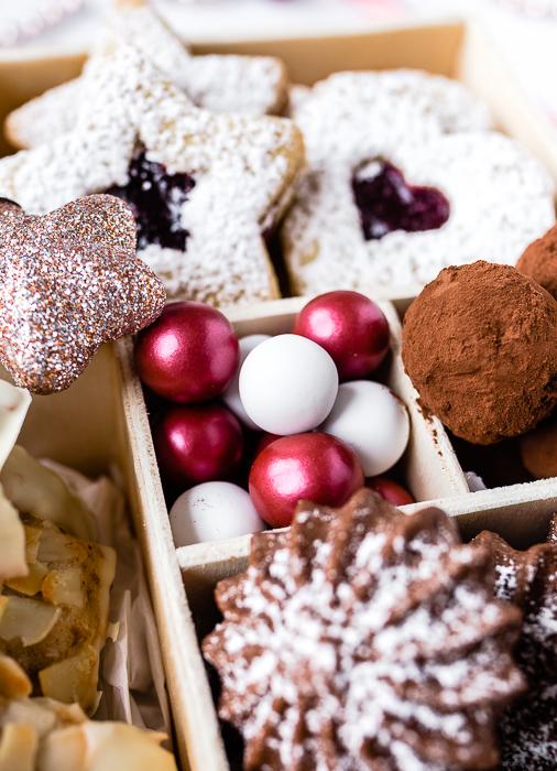 Cookie Box - Knusperkugeln