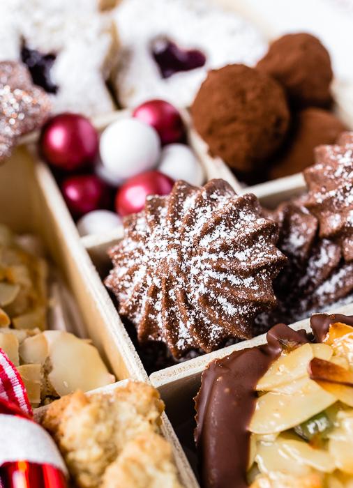 Cookie Box - Schoko Tuffs