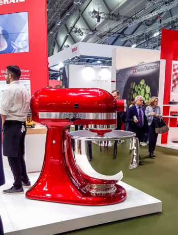 Giant Kitchen Aid - Ambiente Messe Frankfurt 2020