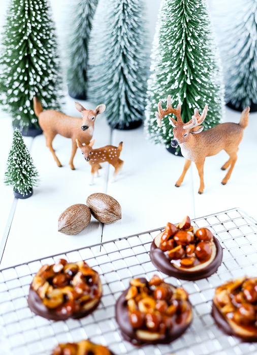 Nussknacker Plätzchen - Weihnachten