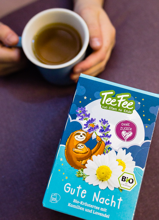 TeeFee - zuckerfrei in der Schule