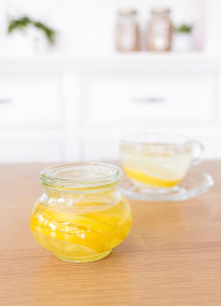 Zitronen einkochen- heiße Zitrone richtig zubereiten Vitamin C